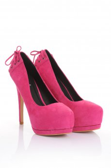 Fresh Look Pink Shoes