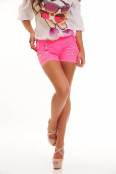 Mexton Motion Pink Shorts