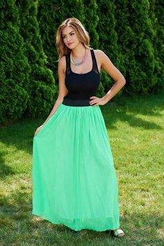 Mexton Havana Green Skirt