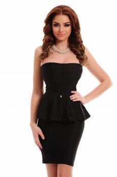 MissQ Pure Mirage Black Dress