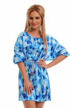 Rochie MissQ Smooth Touch Blue