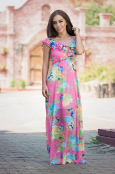 Rochie BB Lovely Summer Pink
