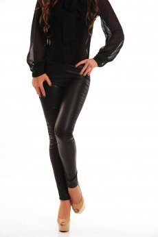 Colanti PrettyGirl Leather Like Black
