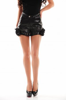Ocassion Ideal Skin Black Short