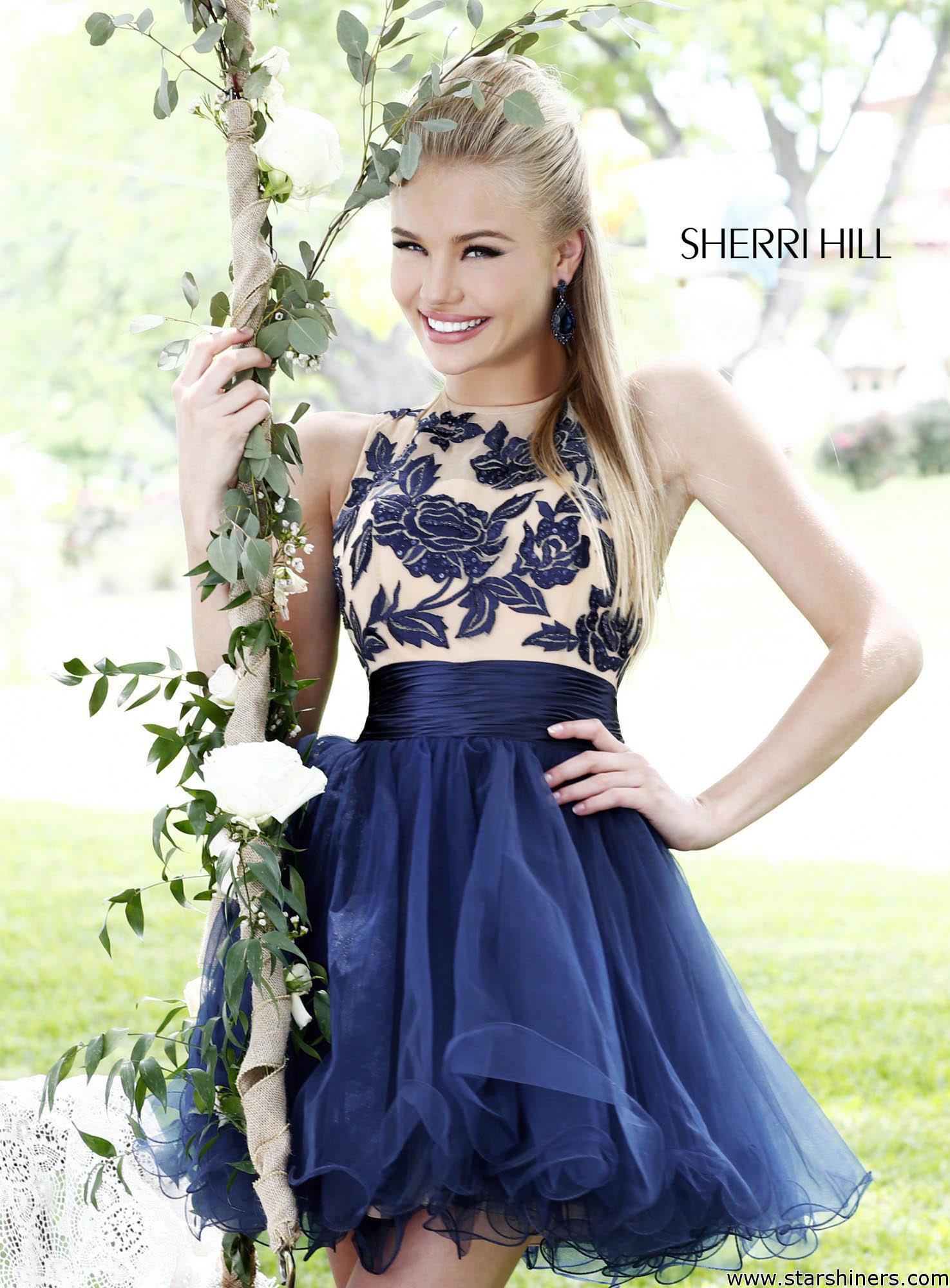 4470709d917 Black Sherri Hill Prom Dresses 2014 - Data Dynamic AG