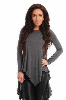 Bluza PrettyGirl First Life Grey