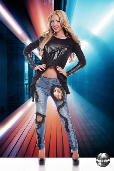 Jeans Ocassion Extravagance Blue