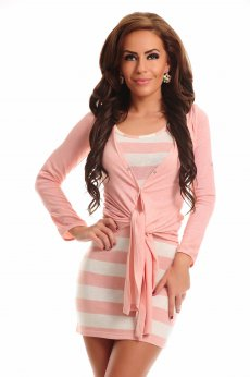 MissQ Ideal Revolution Peach Blouse