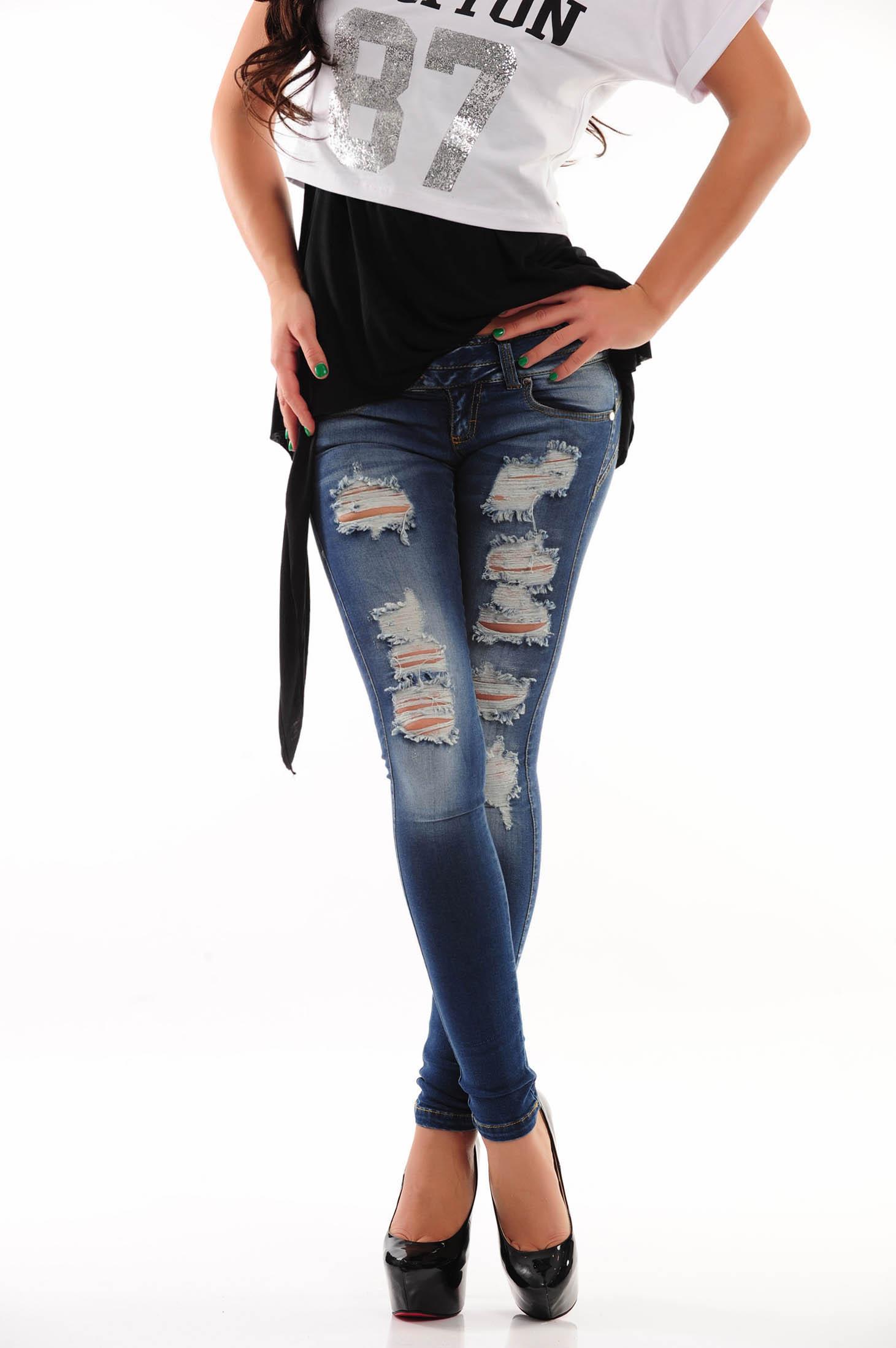 Mexton Hidden Legend Blue Jeans