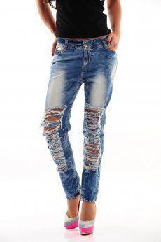 Jeans Mexton Breaking Action Blue
