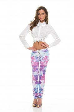 Mexton Magic Spirit Purple Trousers