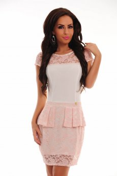 MissQ Alluring Capture Rosa Dress