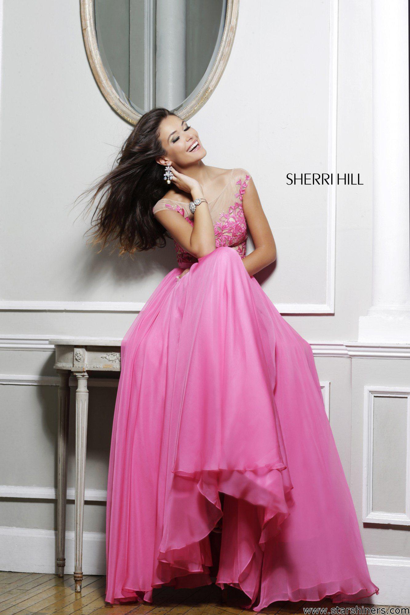 Sherri Hill 11151 Pink Dress