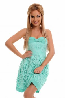Rochie LaDonna Private Sweets Turquoise
