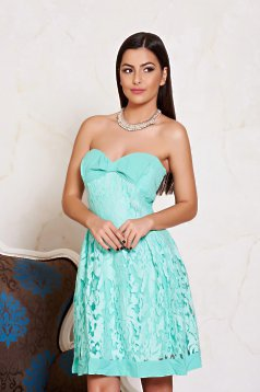 LaDonna Private Sweets Turquoise Dress