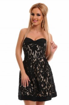 Rochie LaDonna Private Sweets Black