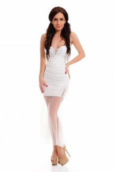 Surprising Choice White Dress