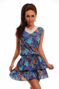 Rochie Artista Country Delight Blue