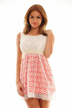 Rochie Young Girl Red