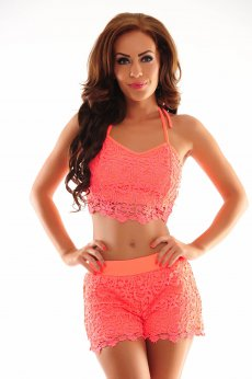 Set MissQ Gorgeous Fit Coral