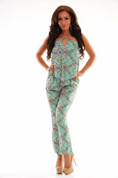 Artista Innocent Strength Mint Jumpsuit