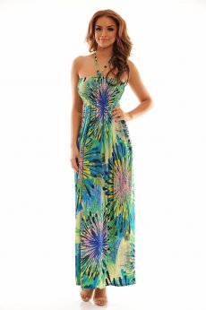 Rochie Trendy Crowning Blue
