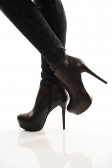 Botine Mexton High Sensuality Black