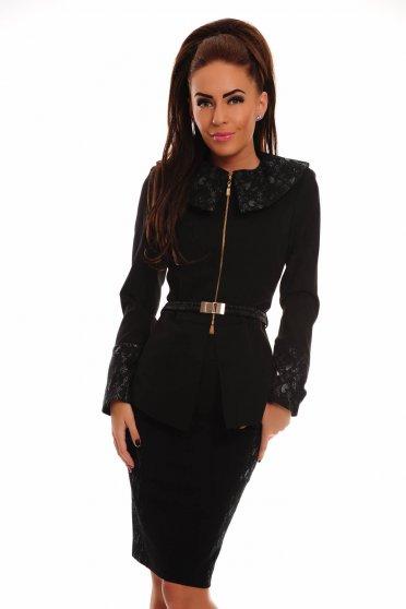 Compleu dama elegant LaDonna Supreme Trend Black
