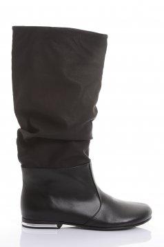 Mexton High Class Black Boots