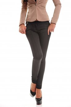 Fofy Urban Thrill Black Trousers