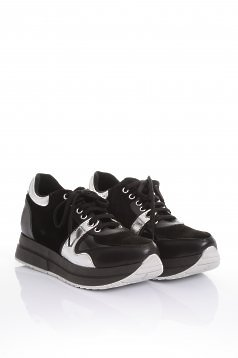 Mexton Cosy Stranger Black Sneakers
