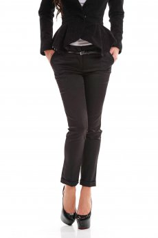 Pantaloni Artista Less Complicated Black