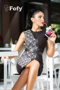 Rochie Fofy Special Day Black