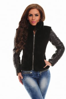 Mexton Winter Choice Black Jacket