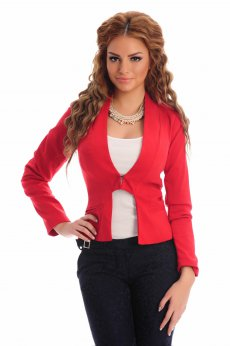 Artista Sweet Fellowship Red Jacket