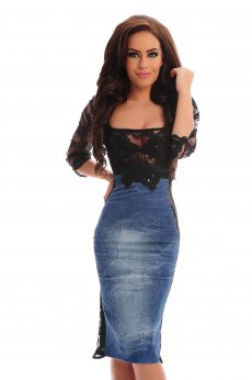 Rochie Ocassion First Image Blue