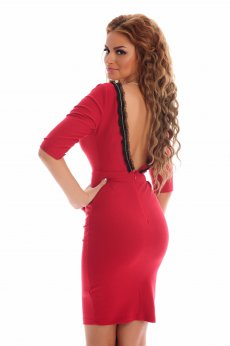Rochie Artista High Perfection Red