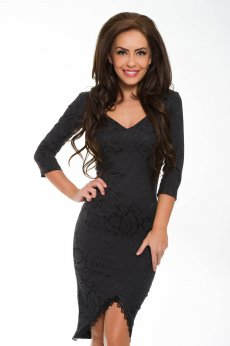 StarShinerS Devotion Black Dress