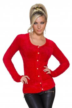 Bluza Pleasant Feeling Red