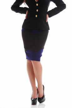 Artista Private Infusion DarkBlue Skirt