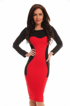 Rochie StarShinerS Passion Red