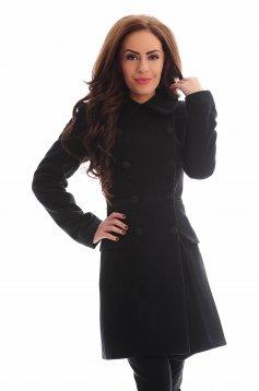 Palton LaDonna Velvet Touch Black