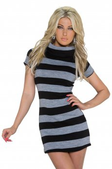 Rochie Lined Allure Grey