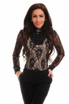 Body LaDonna Gentle Lace Black
