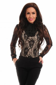 LaDonna Gentle Lace Black Body