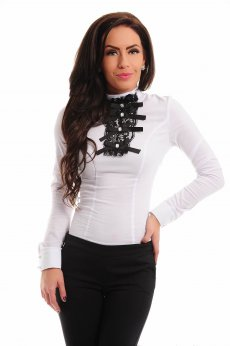 LaDonna Dashing Chest White Body