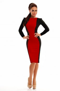 StarShinerS Eternity Red Dress