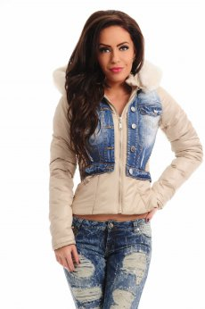 Mexton Hot Twenties Cream Jacket