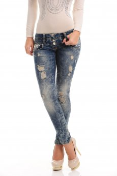 Jeans Mexton Clear Definition Blue