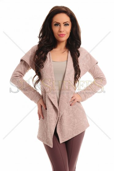 Cardigan PrettyGirl Efectivness Brown